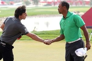 Rory McIlroy/Tiger Woods