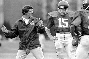 Ray Perkins, who was hired over Moore to succeed 'Bear' Bryant at Alabama, had great respect for the former Tide offensive coordinator and eventual AD.