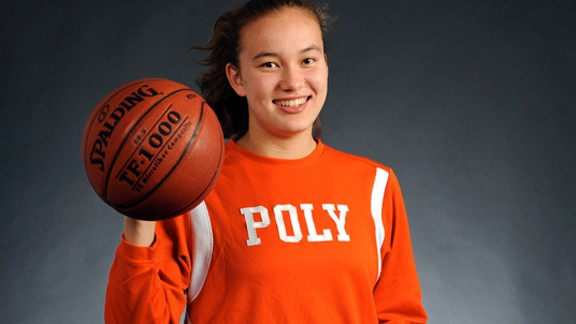 Michelle Miller, Pasadena Poly, CalHiSports, girls basketball