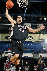Return of the POY, Perry Ellis, Wichita Heights, Kansas