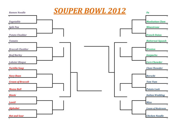 Souper Bowl