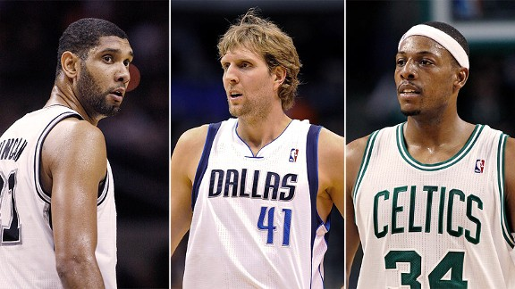 Duncan-Nowitzki-Pierce