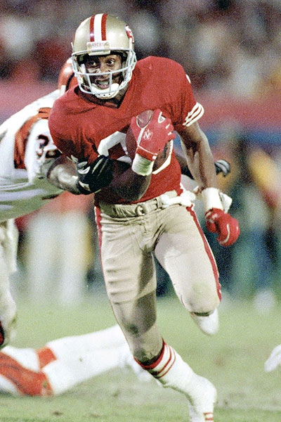 Jerry Rice - Images Gallery