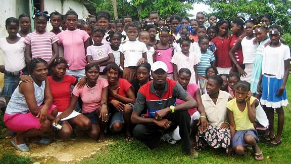 Haiti Soccer
