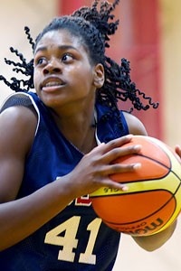 Return of the POY, Xylina McDaniel, Spring Valley, South Carolina
