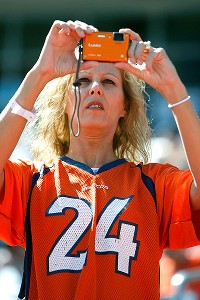 Denver Broncos fan