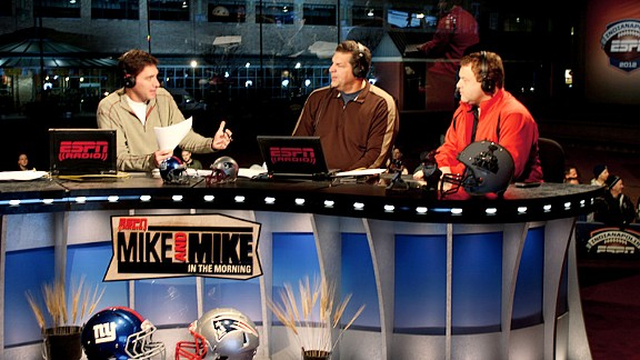 Mike & Mike with Frank Caliendo