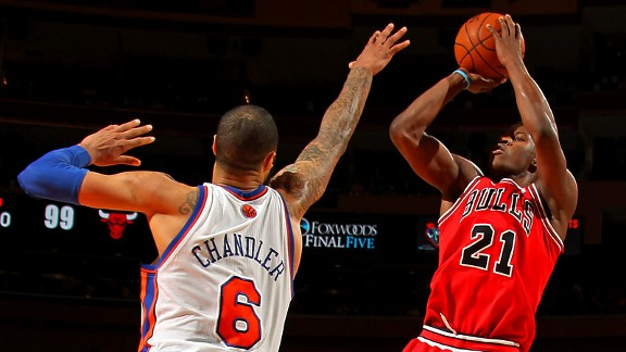 Jimmy Butler, Tyson Chandler