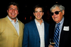 David Diehl, Eli Manning, Pat Browne Jr.