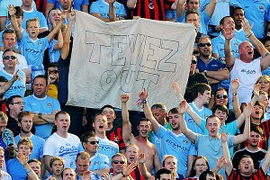 Tevez Sign