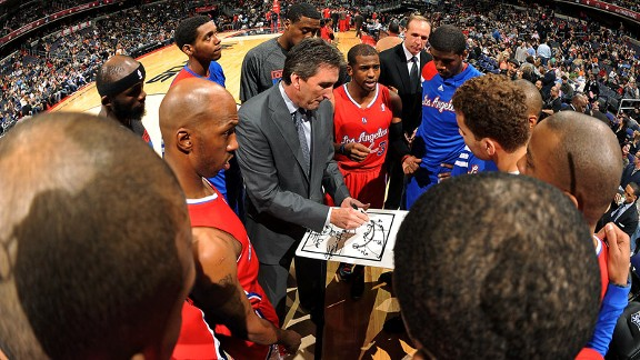 Vinny Del Negro, Chris Paul