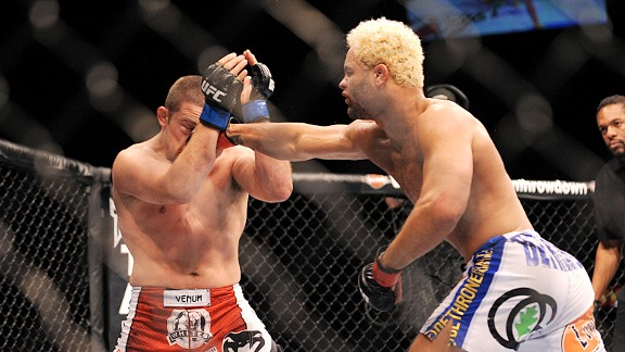 Josh Koscheck and Mike Pierce
