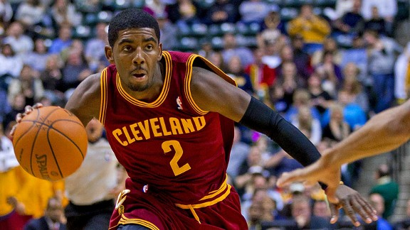 Kyrie Irving NBA Cleveland Cavaliers