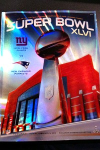 Super Bowl Program