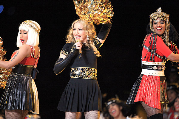 Nicki Minaj, Madonna & MIA