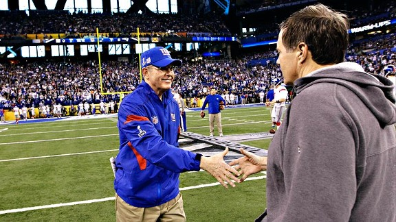 Coughlin/Belichick