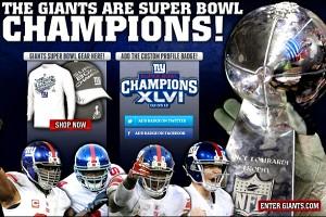 Giants Website