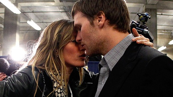 Tom failed again? Blame Gisele!
