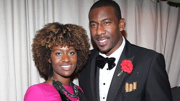 Among Rachel Johnson's NBA clientele is Knicks forward Amare Stoudemire.