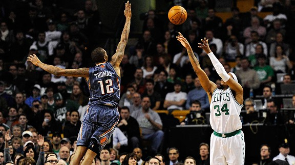 Rapid Reaction: Celtics 94, Bobcats 84