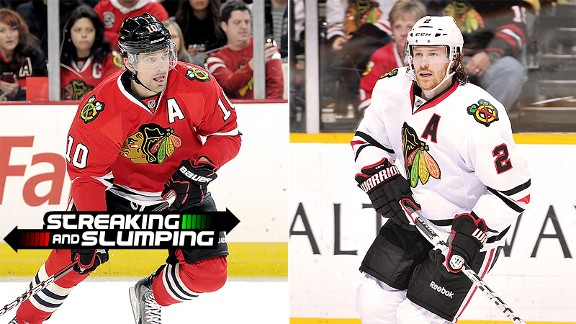 Patrick Sharp-Duncan Keith