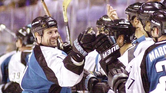Owen Nolan, San Jose Sharks