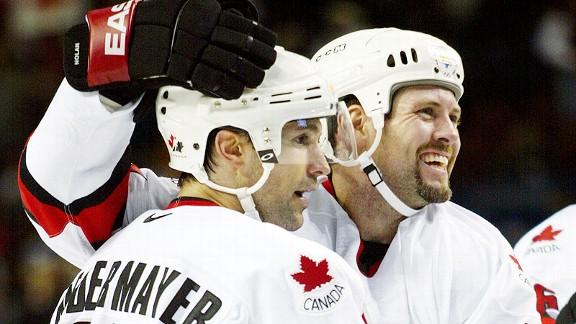 Owen Nolan, Team Canada