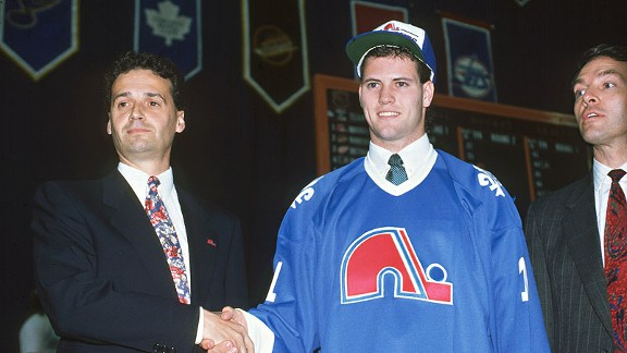 Owen Nolan, 1990 NHL draft
