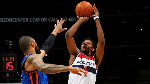 Nick Young, Tyson Chandler