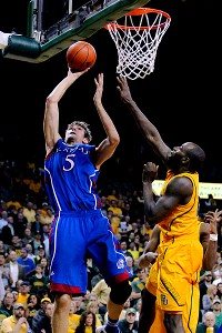 Kansas' Jeff Withey