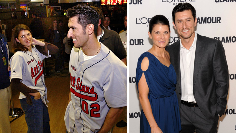 Nomar Garciaparra And Mia Hamm Wedding