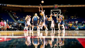 Attendance is sparse at most WNBA games due in large part to the fact that women who grew up playing sports don't consume thm in the same way as their male counterparts.