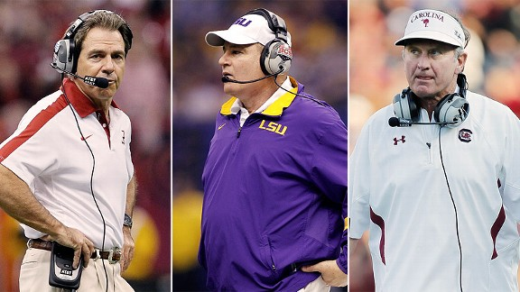 Saban-MIles-Spurrier
