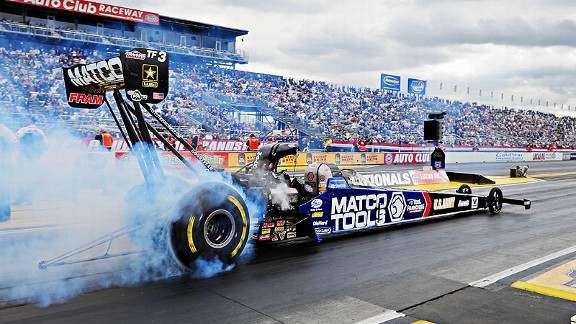 Antron Brown Blazing Trails As African American Driver On