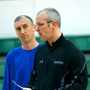 Danny and Bobby Hurley