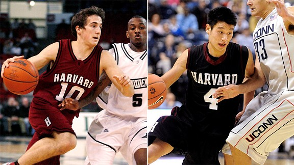 Drew Housman, Jeremy Lin
