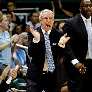 North Carolina's Roy Williams