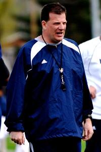 Notre Dame's Chuck Martin