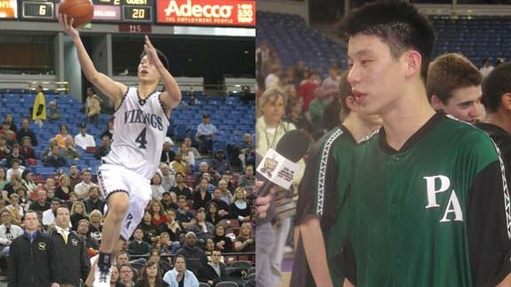 Jeremy Lin, Palo Alto