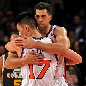 Jeremy Lin, Landry Fields