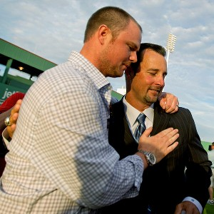 Tim Wakefield, Jon Lester