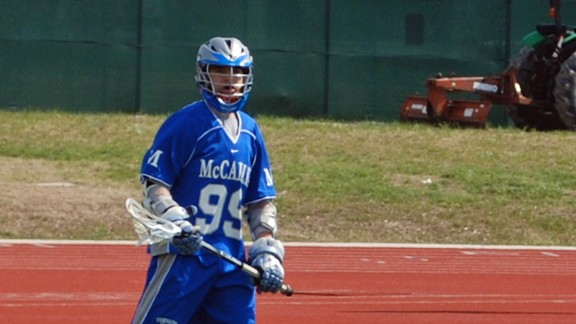 Brier Davis, McCallie, Brine National Lacrosse Classic