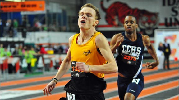 Boys 800 at 2012 Simplot Games
