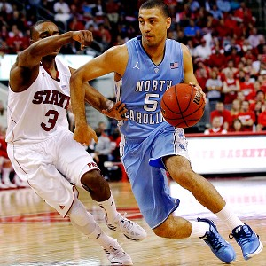 North Carolina's Kendall Marshall