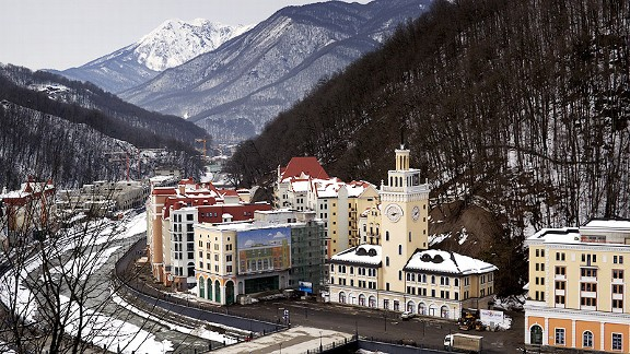 Rosa Khutor Mountain Resort