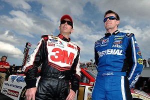 Greg Biffle-Carl Edwards