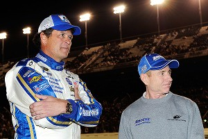 Michael Waltrip-Mark Martin