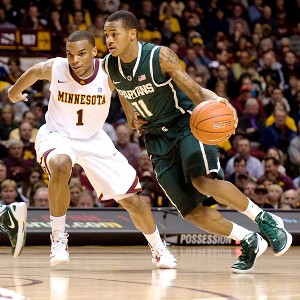 Michigan State's Keith Appling