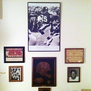 Leon McQuay Jr. wall
