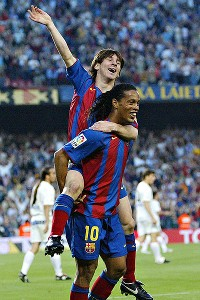Messi/Ronaldinho